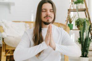 Endlich Ruhe finden mit einem Meditationskissen